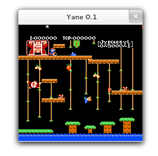 Yane - Yet Another Nes Emulator